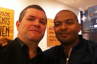 Magic for Noel Clarke