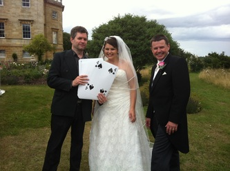 Wedding Magic for the National Trust