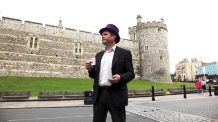 Mike Stoner Magician in Windsor